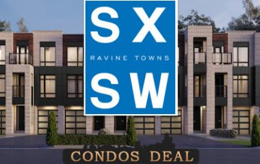 SXSW Ravine Towns