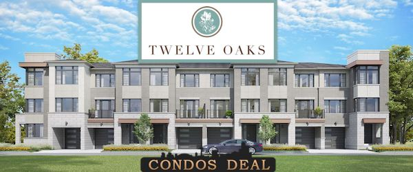 Twelve Oaks Towns