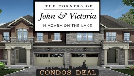 The Corners of John & Vistoria Homes