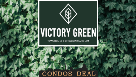 Victory Green Towns & Homes
