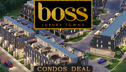 Boss Luxury Towns