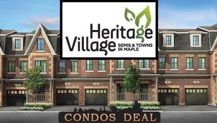 Heritage Village Semis & Towns
