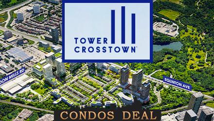 Crosstown III Condos
