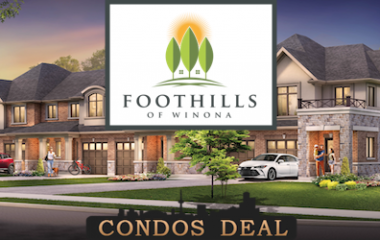 Foothills of Winona Towns & Homes