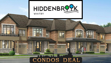 Hiddenbrook Towns & Homes