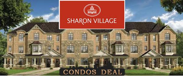 Sharon Village Towns & Homes