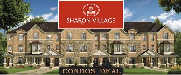 Sharon Village Towns & Homes
