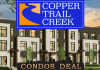 Copper Trail Creek Towns
