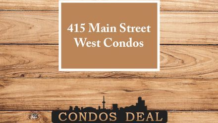 415 Main Street West Condos