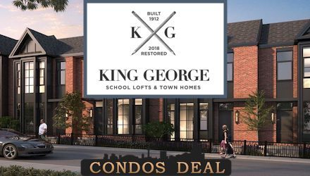 King George School Lofts & Townhomes