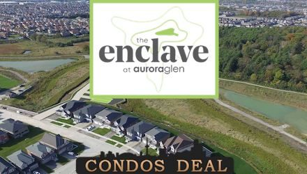 The Enclave at Aurora Glen Towns
