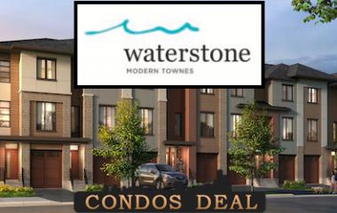 Waterstone Modern Townes