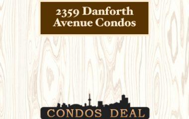 2359 Danforth Avenue Condos