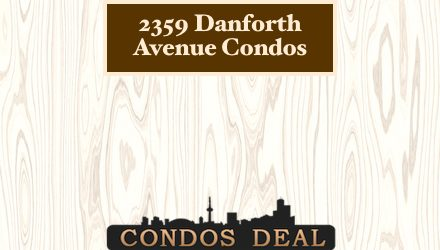 2359 Danforth Avenue Condos