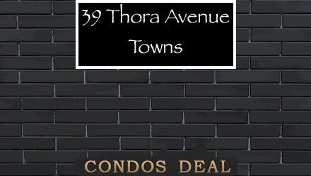 39 Thora Avenue Towns