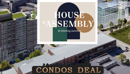 House of Assembly Condos at Sterling Junction