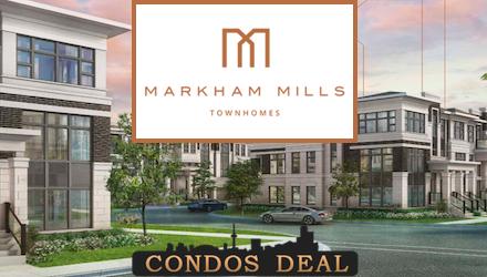 Markham Mills Townhomes