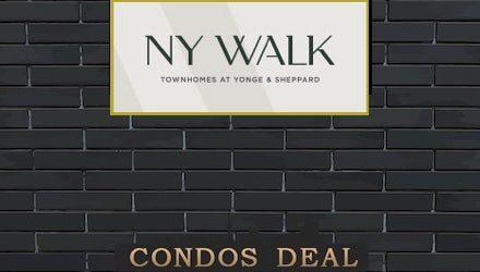NY WALK Townhomes