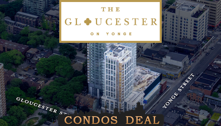 The Gloucester On Yonge Condos