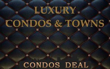 Luxury Condos & Towns