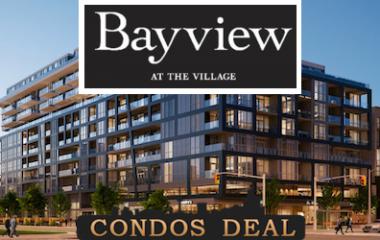Bayview At The Village Condos
