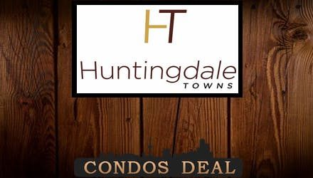 Huntingdale Towns