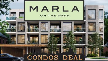 Marla On The Park Condos