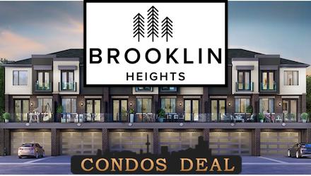 Brooklin Heights Towns