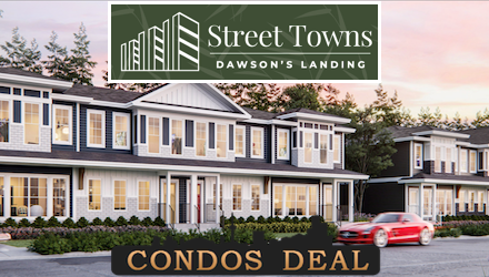 Dawson's Landing Street Towns
