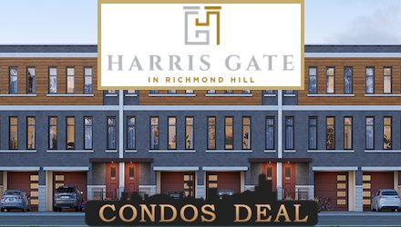 Harris Gate Towns