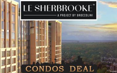 Le Sherbrooke Condos