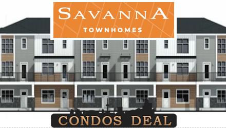 Savanna Townhomes