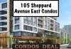 105 Sheppard Avenue East Condos