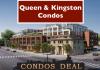 Queen & Kingston Condos