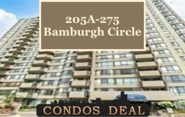 275 Bamburgh Circle Unit 205A